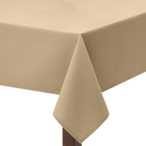 Square Camel Tablecloth
