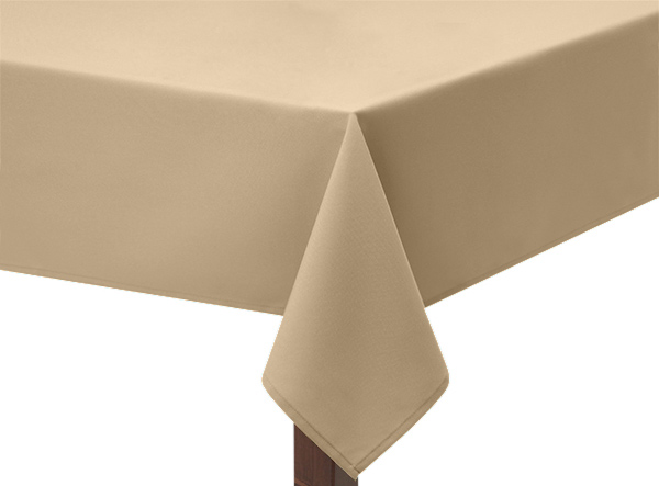 Square Camel Tablecloth