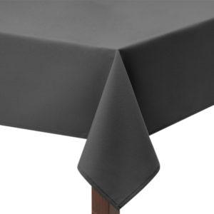 Dark Grey Tablecloth