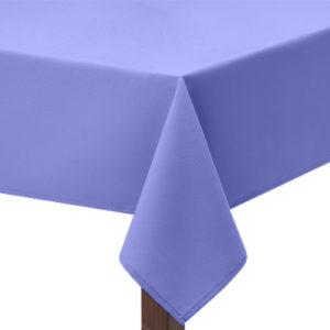 Dark Lilac Tablecloth