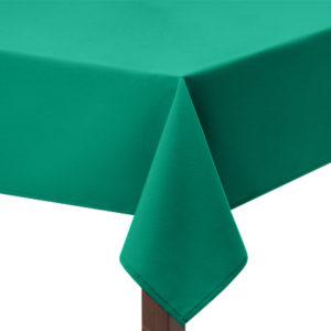 Emerald Square Tablecloth
