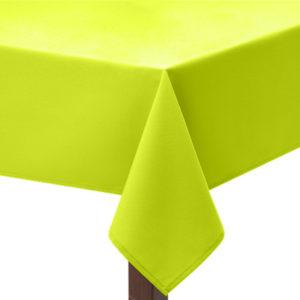 Flo Yellow Tablecloth