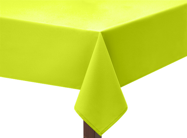 Flo Yellow Tablecloth