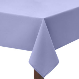 Light Lilac square Tablecloth