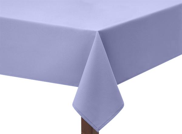 Light Lilac square Tablecloth