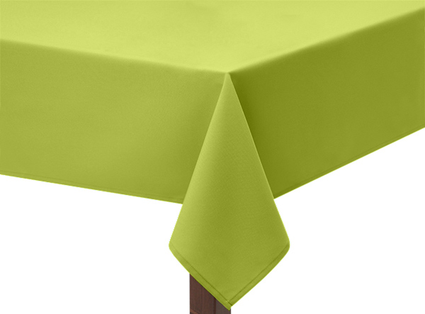 Lime square Tablecloth