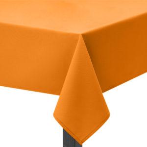 Orange square Tablecloth