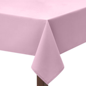 Pink square Tablecloth