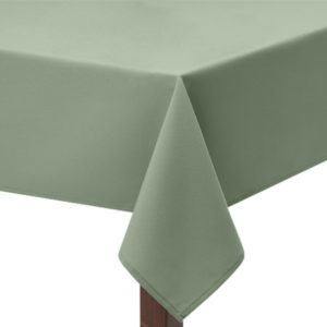 Sage square Tablecloth