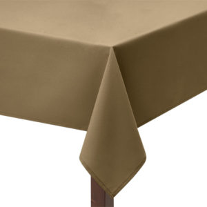 Sandalwood Square Tablecloth