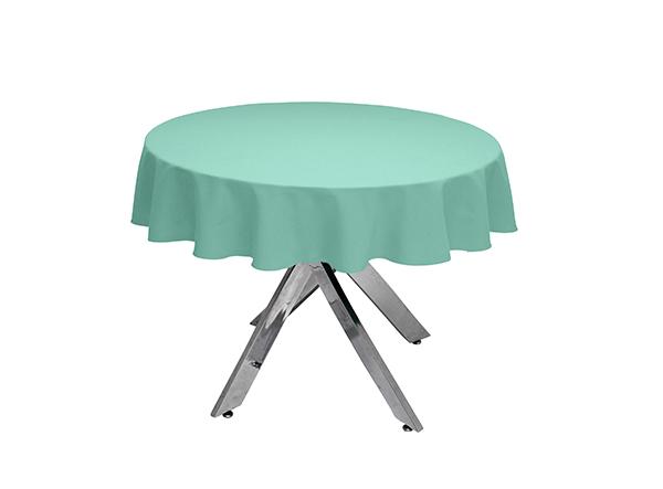 Seafoam Round Tablecloth