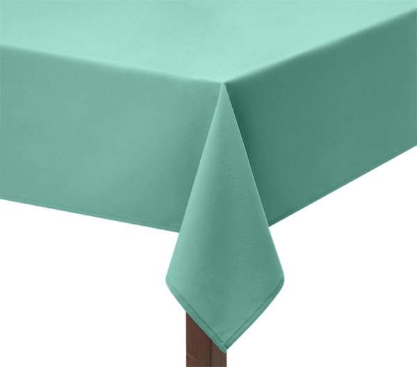 Seafoam Square Tablecloth