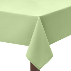 Tea Green square Tablecloth
