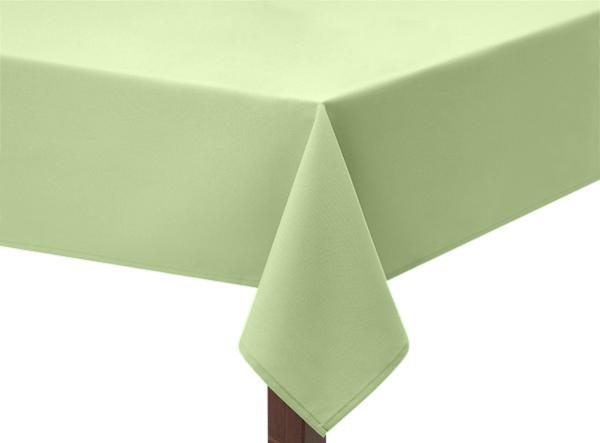Tea Green square Tablecloth