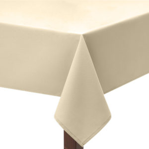 Vanilla square Tablecloth