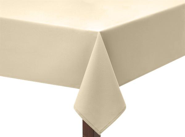 Vanilla square Tablecloth