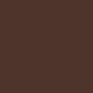 Brown PVC Tablecloth