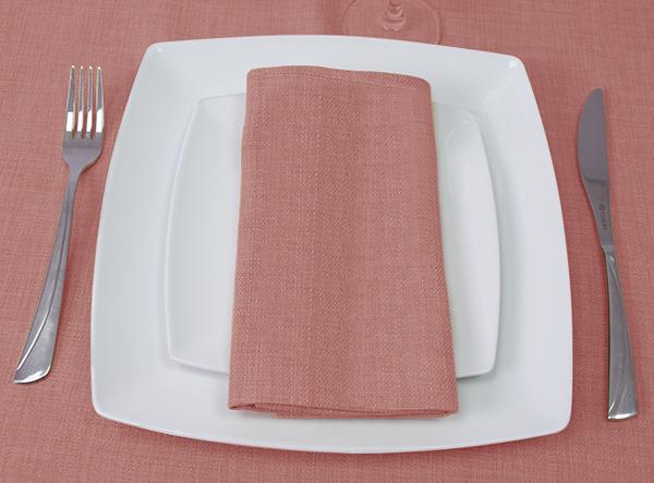 Dusky Pink Napkin