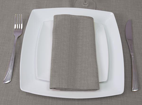 Light Grey Napkin