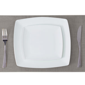 Light Grey Placemat