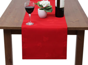 Ivy Leaf Table Runner