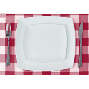 Red Placemat