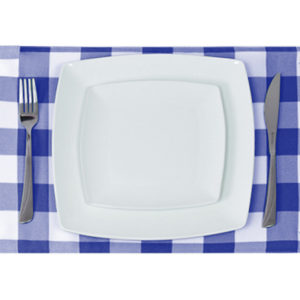 Royal Blue Placemat
