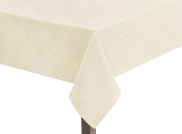 Linen Union Ivory Tablecloth