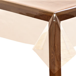 PVC Clear Tablecloth