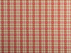 Gingham Red Tartan Tablecloth