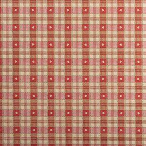 Gingham Red Tartan Tablecloth