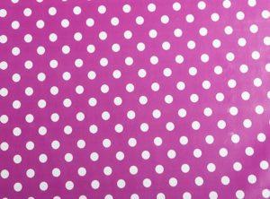 Polka Dot Raspberry
