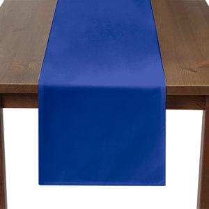 Royal Blue Table Runner
