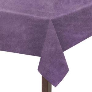 Suedette Purple