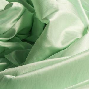 Taffeta Mint Square Tablecloth