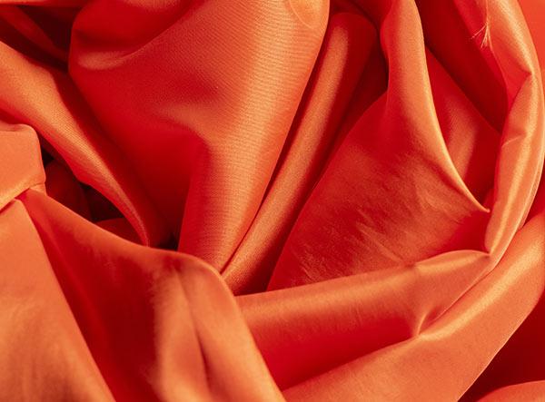 Taffeta Orange