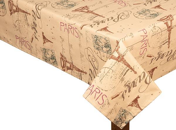 Paris Square Tablecloth