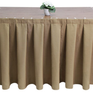 Linen Union Sandalwood Skirting