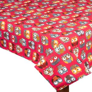 Owls Square Tablecloth
