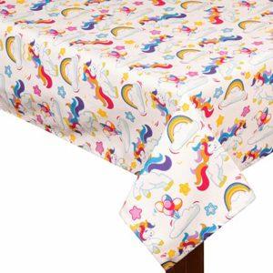 Unicorn Square Tablecloth